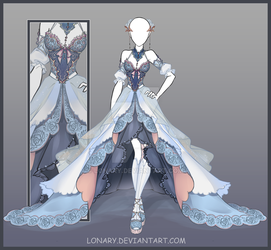 [Close] Design adopt_209 by Lonary