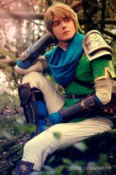Hyrule Warriors - Link Cosplay by Laovaan