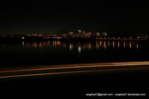 The Night Lights of DC by Angelost7