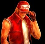 Terry Bogard Portrait - My made by masterelite997