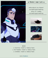 Shiro -page code- by KIngBases