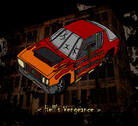 Twisted Metal OC: Hell's Vengeance by Silnev