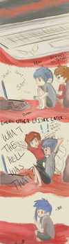 :Over Exaggeration: Adventures of SuppyNeutral pt2 by KimxieKK13
