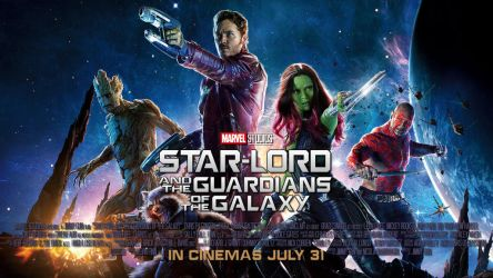 Star-Lord and the Guardians of the Galaxy by Kirby-Force