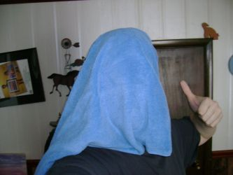 Towel Day 2007 by entropiCCycles