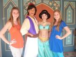 DisneyWorld: Jasmine by caleigh