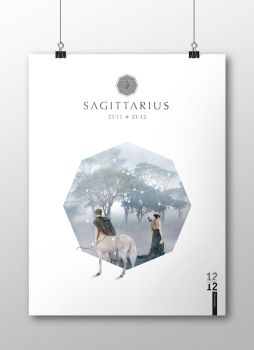Sagittarius by cheewengtang