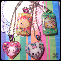 .x.Sweet.Necklaces.x. by BloodCross
