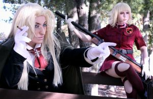Hellsing: That's an Order by icequeenserenity