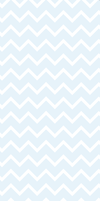 Barely Blue Chevron - Custom box background by SugareeSweets