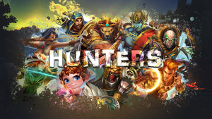 SMITE - Hunters Wallpaper (Rama Edition) by Getsukeii