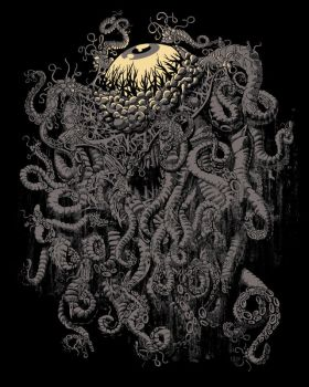 Azathoth by qetza