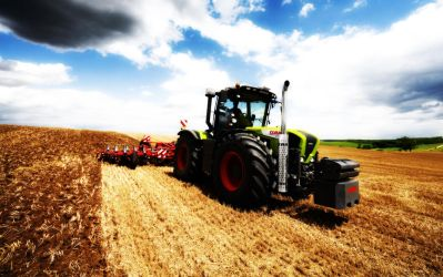 Claas Xerion 3800 by Nosf3r