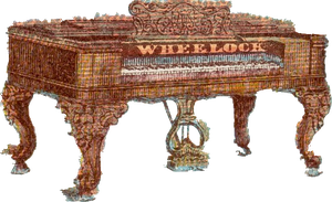 Sweetest piano (stock) by linux-rules