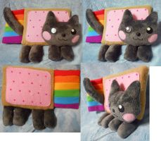 Nyan cat (for sale) by Rens-twin