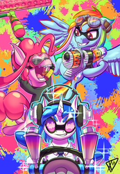 You're a Squid Now, You're a Horse Now by ParadigmPizza