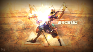 Azir - Ascend! by Xael-Design