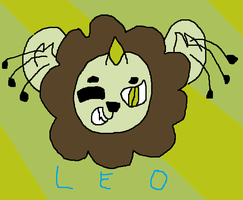 Leo by GameyGemi