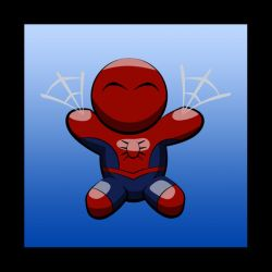 Too Cute Spidy by caitlyn1701