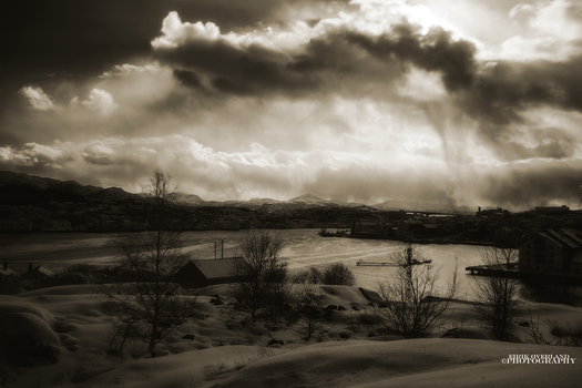Infrared photography by Eirikover