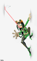 Really Froppy by Dastro