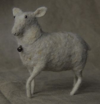 sheep small by vriad-lee