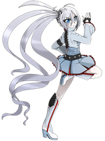 RWBY Fanfic - Weiss Schnee by linamomoko