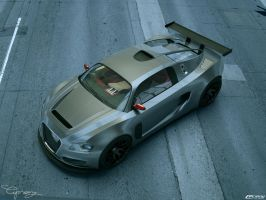Audi OniX Concept v2-11 by cipriany