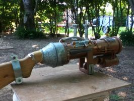 Fallout 3 Railway Rifle by DutchPickles