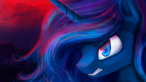 Red Princess by 1deathPony1