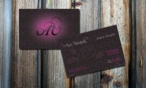 my business cards by anca-v
