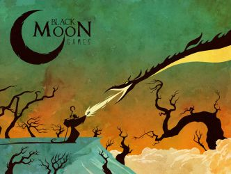 Black Moon Games by MadSketcher
