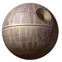 The Death Star by MoRoom