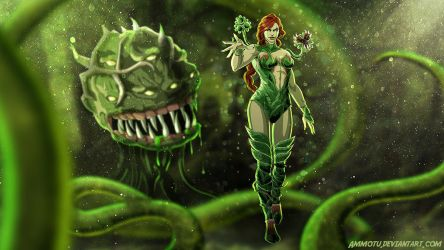 Poison Ivy by Ammotu