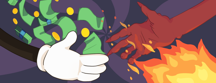 NewGrounds Banner by WillDS85