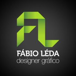 My new logo by fabioleda