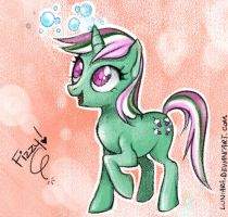MLP Fizzy by luniara