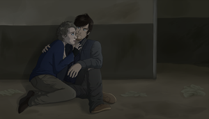 A Comforting Touch by Aiyana-Kopa