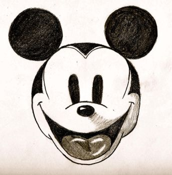 Mickey Mouse by MidnightMusik14