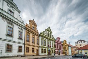Czech paradise - Friday in Hradec Kralove by Rikitza