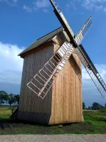 historic windmill by Jack6677