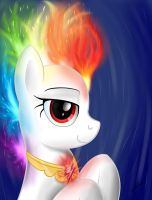 Super Rainbow Dashie by ColonelWalther