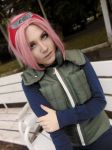 Sakura Haruno Cosplay by a4th