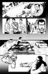 Kause of Death issue 1 pg3 by JoeyLeeCabral
