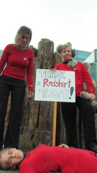 Redshirts Deserve Raises by SubRosa-undertherose