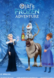 [MMD] Olaf Frozen Adventure Picture by Spirilynx