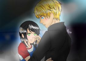 It's not your fault.. (Lukesse) by ArticFox9