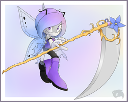 Scythe by gisellephants