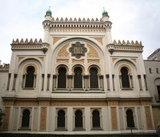 The Spanish Synagogue by DamaInNero