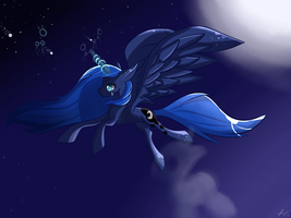 Lonely Skies by DragonDawn18